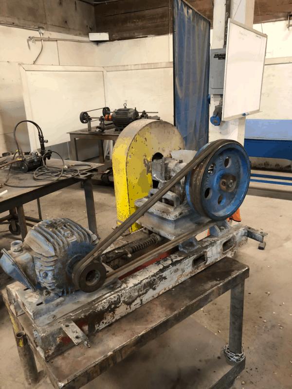 Heavy Industrial Maintenance Program 6